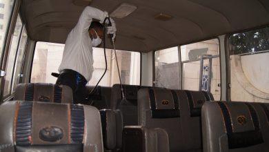 Photo of وزارة النقل وهيئة النقل البري تكثف إجراءاتها الاحترازية لمكافحة كورونا وحماية الموظفين 16-6-2020