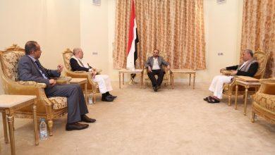 Photo of الرئيس المشاط: تنفيذ الرؤية الوطنية وبناء الدولة من أهم الجبهات