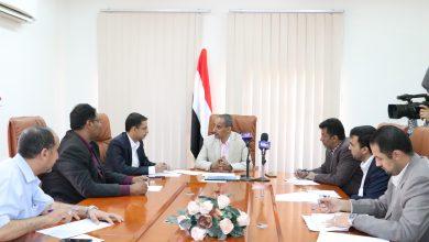 Photo of رئيس الهيئة العامة لتنظيم شؤون النقل البري يلتقي رئيس هيئة الاستثمار