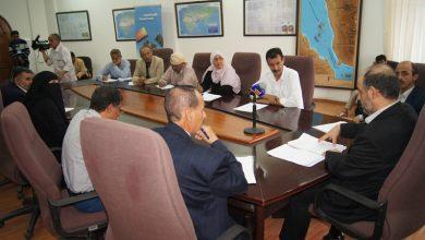 Photo of اجتماع بوزارة النقل يناقش تطوير الأداء20-7-2020