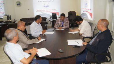 Photo of اجتماع للوحدة التنفيذية للرؤية الوطنية بوزارة النقل