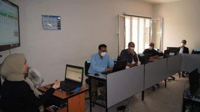 Photo of دورة تدريبية لموظفي النقل في مجال الحاسب الآلي 6-7-2020