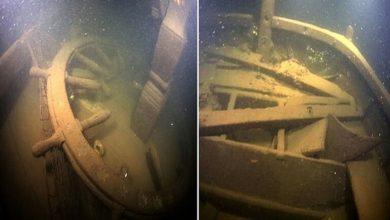 Photo of العثور على سفينة قديمة مليئة بتحف نادرة في قاع الخليج الفنلندي