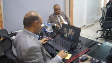 Photo of تدشين الربط الشبكي بين وزارة النقل ومؤسسة موانئ البحر الأحمر